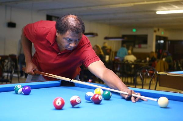 Spanky's billiards