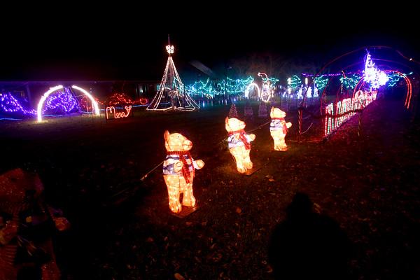 Sharpsville lights