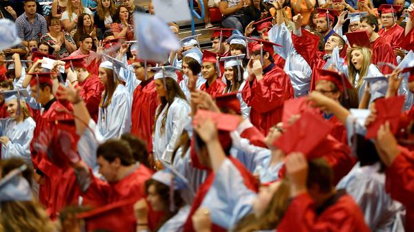 Maconaqua High School Commencement