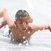 Water Spray Foster Park