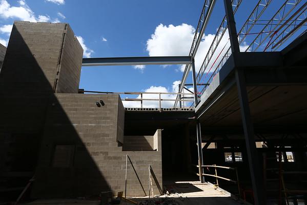 YMCA construction