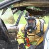 Peru Firefighter