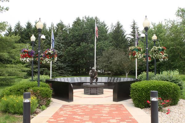 Darrough Chapel Veterans Memorial