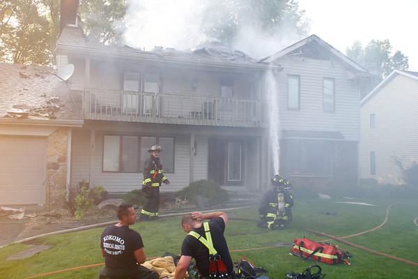 Swisshelm House Fire