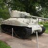 Foster Park tank