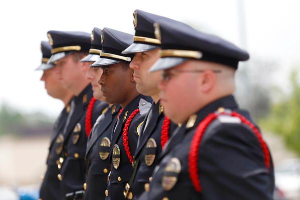 Fallen Officers Ceremony
