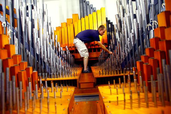 Pipe Organ-Peace Lutheran Church