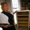 Tammy Hodges has a store in Russiaville for repurposing items on Nov. 25, 2015.<br /> Tim Bath | Kokomo Tribune
