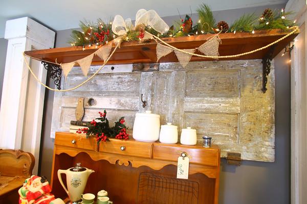 Tammy Hodges has a store in Russiaville for repurposing items on Nov. 25, 2015.<br /> Tim Bath   Kokomo Tribune
