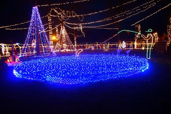 We Care Park Lights