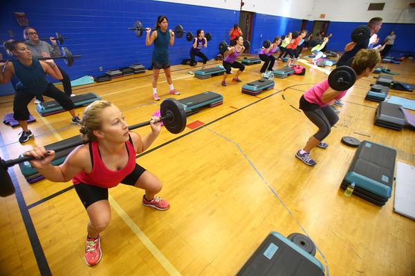 YMCA Body Pump