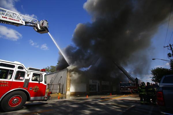 Turner Building  Fire