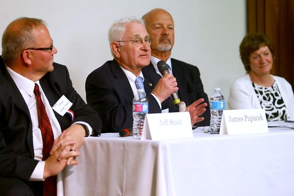 County at Large Debate
