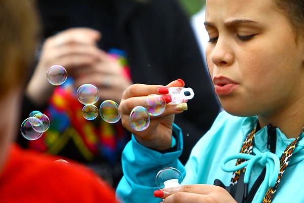 Bubble for Autism