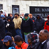 MLK Memorial Dedication