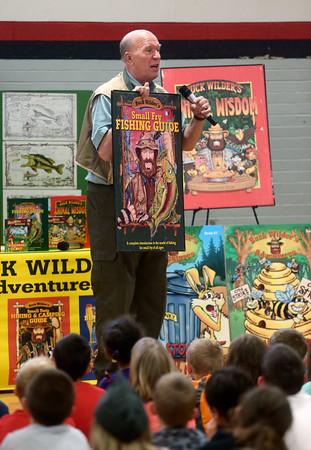Buck Wilder author