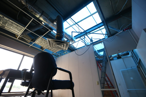 Inventrek tornado damage