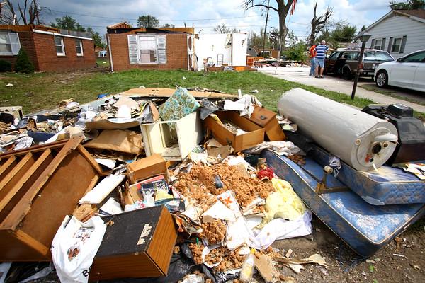 Tornado County Home