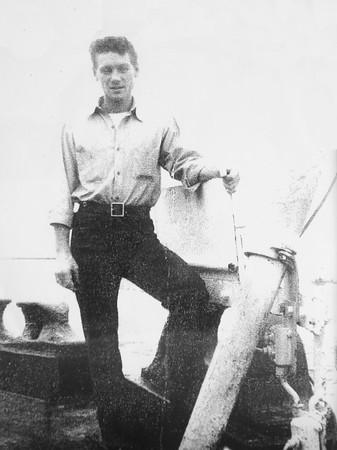 WW II Vet Jim Stadham