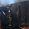 Cartier Lounge fire