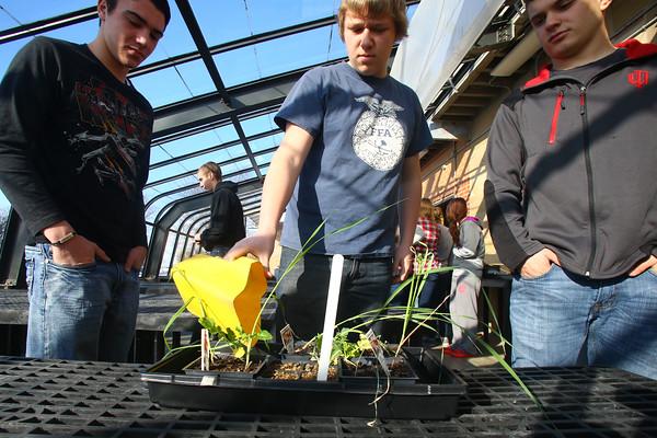 Horticulture class