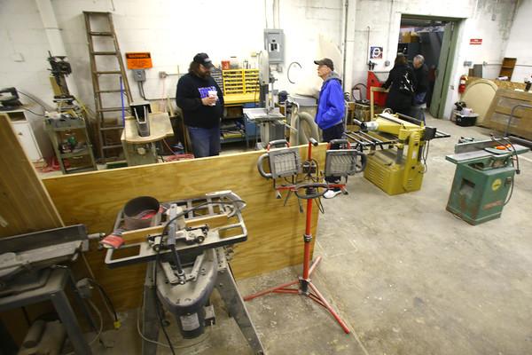 SHAK makerspace