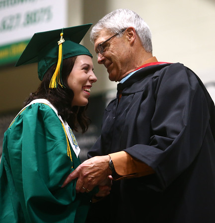 Eastern High School graduation
