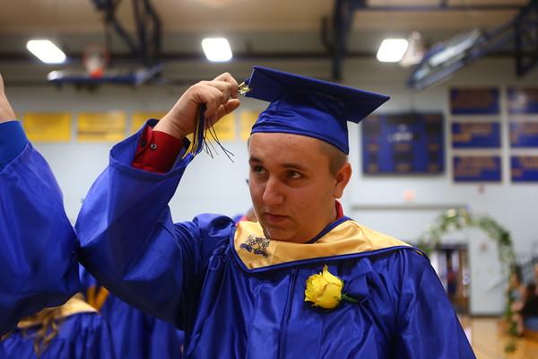 Tri Central graduation