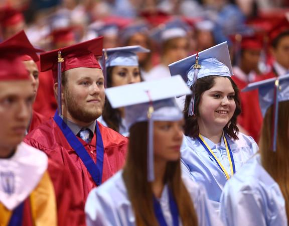 Maconaquah Graduation