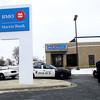 BMO Harris Bank on North Washington Street was robbed Monday morning Jan. 11, 2016.<br /> Tim Bath | Kokomo Tribune