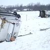 Snow Accident US31