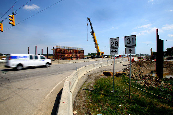 US31 and Ind 28 Construction