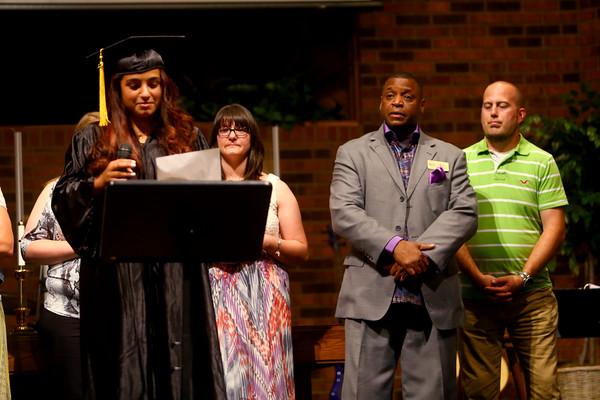 The Crossing Graduation