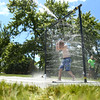 Water Spray at Lafayette Park School