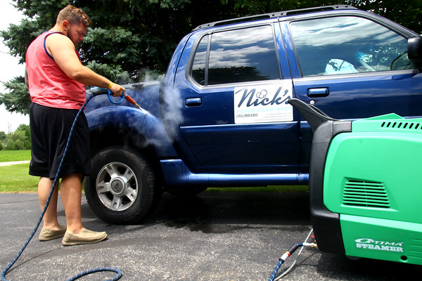 Nick's Mobil Steam Wash