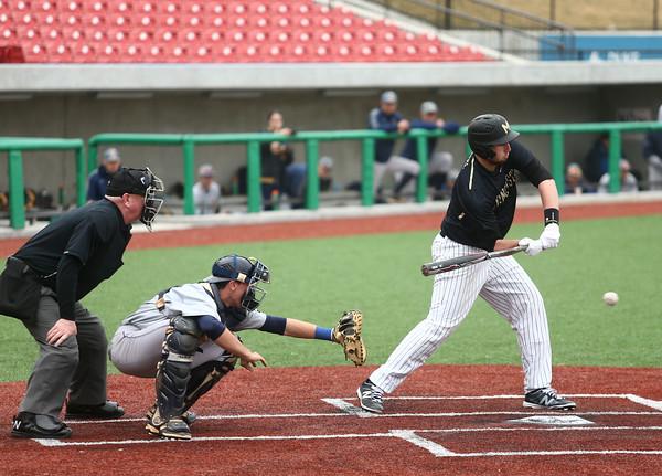 College Exhibition baseball