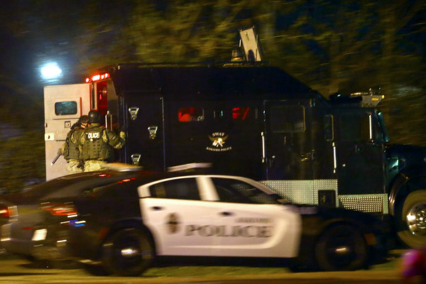 KPD SWAT Action