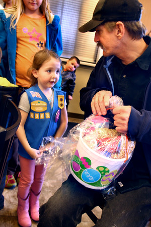 Easter Baskets for Vets