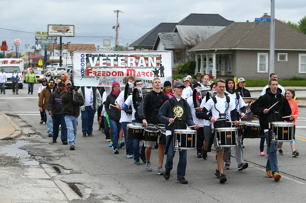 Veteran Freedom March