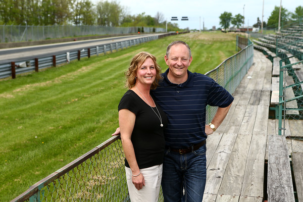 Bunker Hill Drag Strip owners