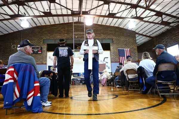 Sharpsville Veterans Ceremony