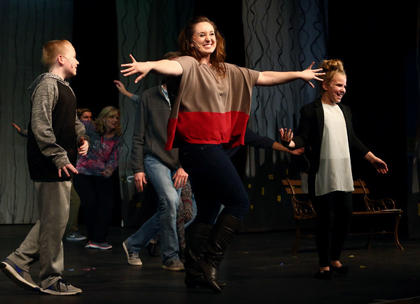 """Tipton Community Theater's """"Mary Poppins"""""""