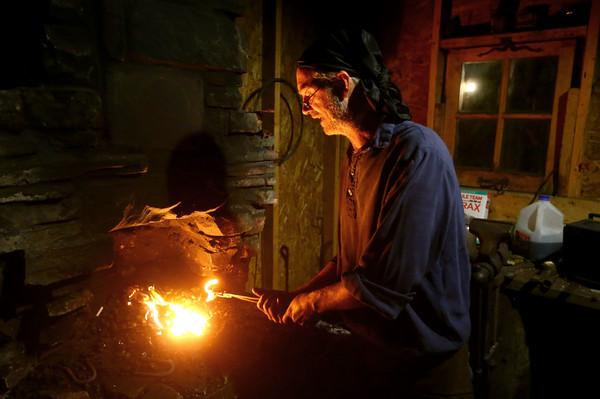 The Filthy Blacksmith