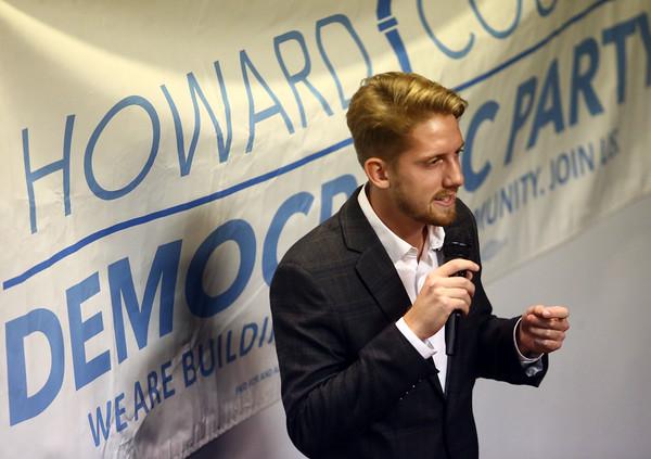Howard Co Democratic results