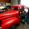 We Care restored truck