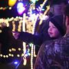 We Care Park lighting