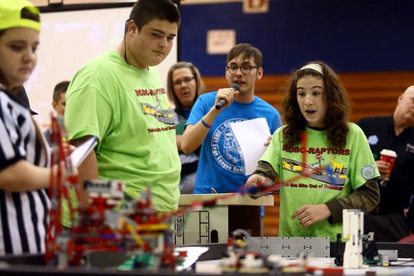 Lego League Tournament