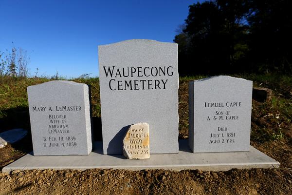 Waupecong Pioneer Cemetery