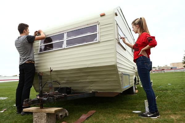 Taylor vet camper
