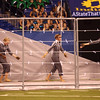 The Marching Panthers of Western High School brought home a first place trophy in Class C of the State Marching Band Finals at Lucas Oil Stadium on Saturday, October 29, 2016.<br /> Kelly Lafferty Gerber | Kokomo Tribune